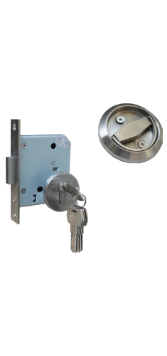 Door lock Lecmax L04